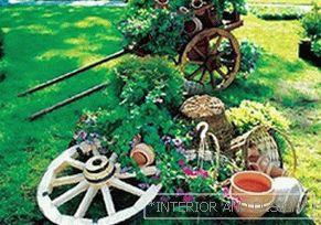 fbc2ca1bbff Направи си сам градина украса